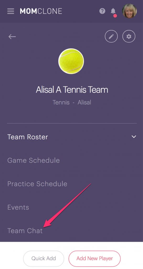 Cool team tool app tips team chat mobile