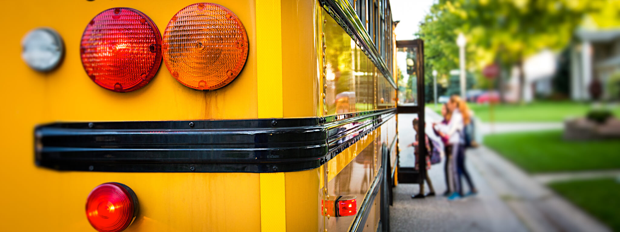 Be Prepared Back-to-School Countdown bus