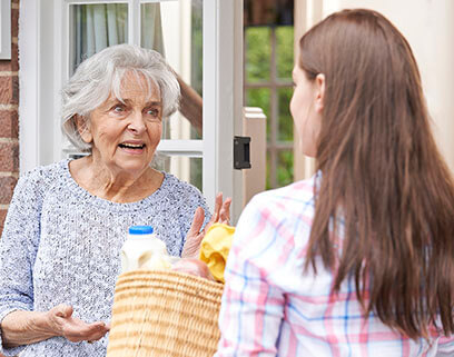 New Signup Tool is signup genius - food delivery to elderly